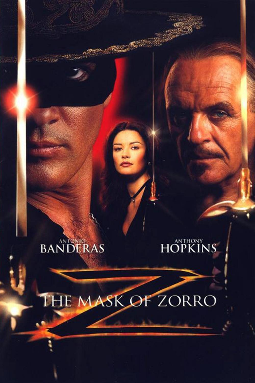 The Mask Of Zorro La Mascara Del Zorro 1998 Cine Resumido