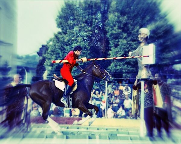 Le Marche Re-enacting historical events