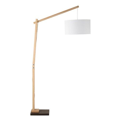 Floor Amp Tripod Lamps Standard Lamps Wooden Lamp Lighting