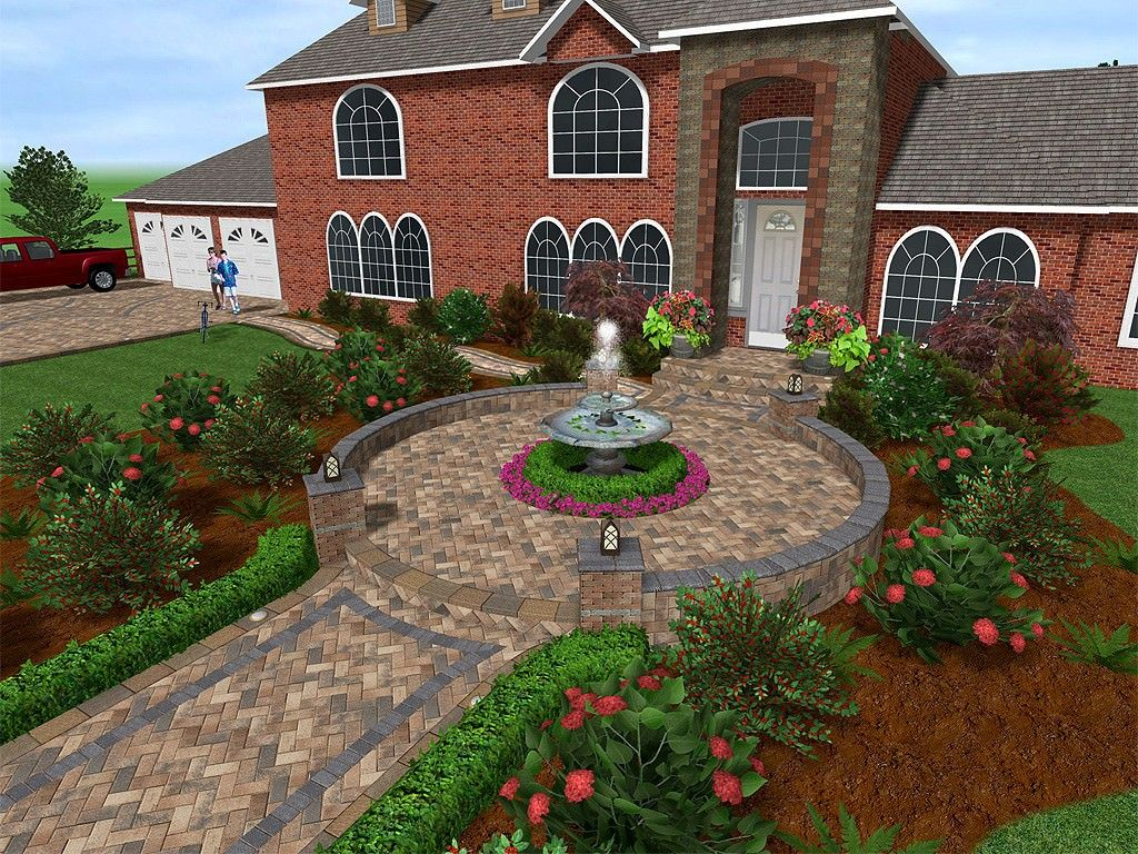 Beau Free Landscape Design Software Home Depot