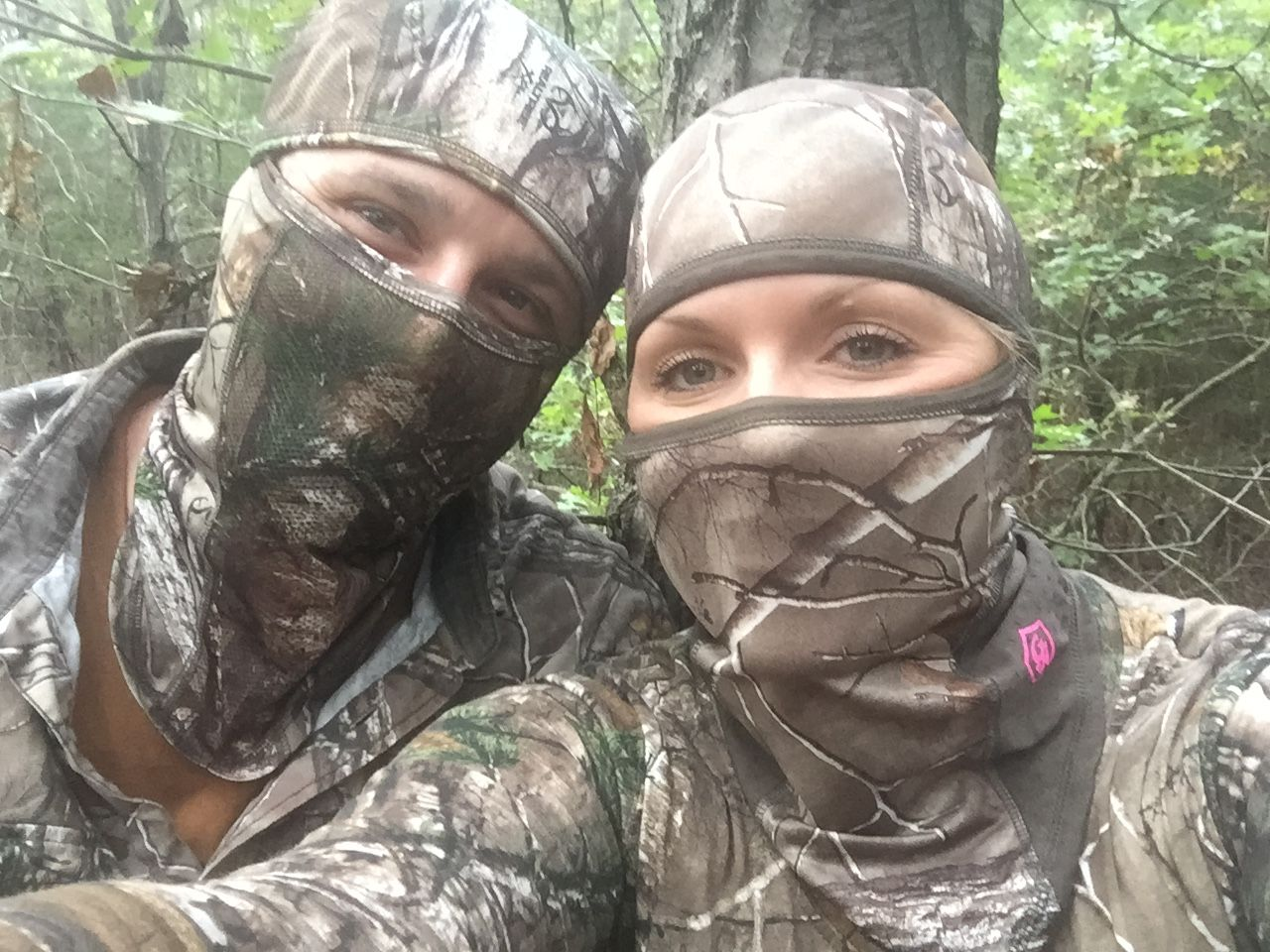 Most favorite date night ️ ️Deer stand Most favorite