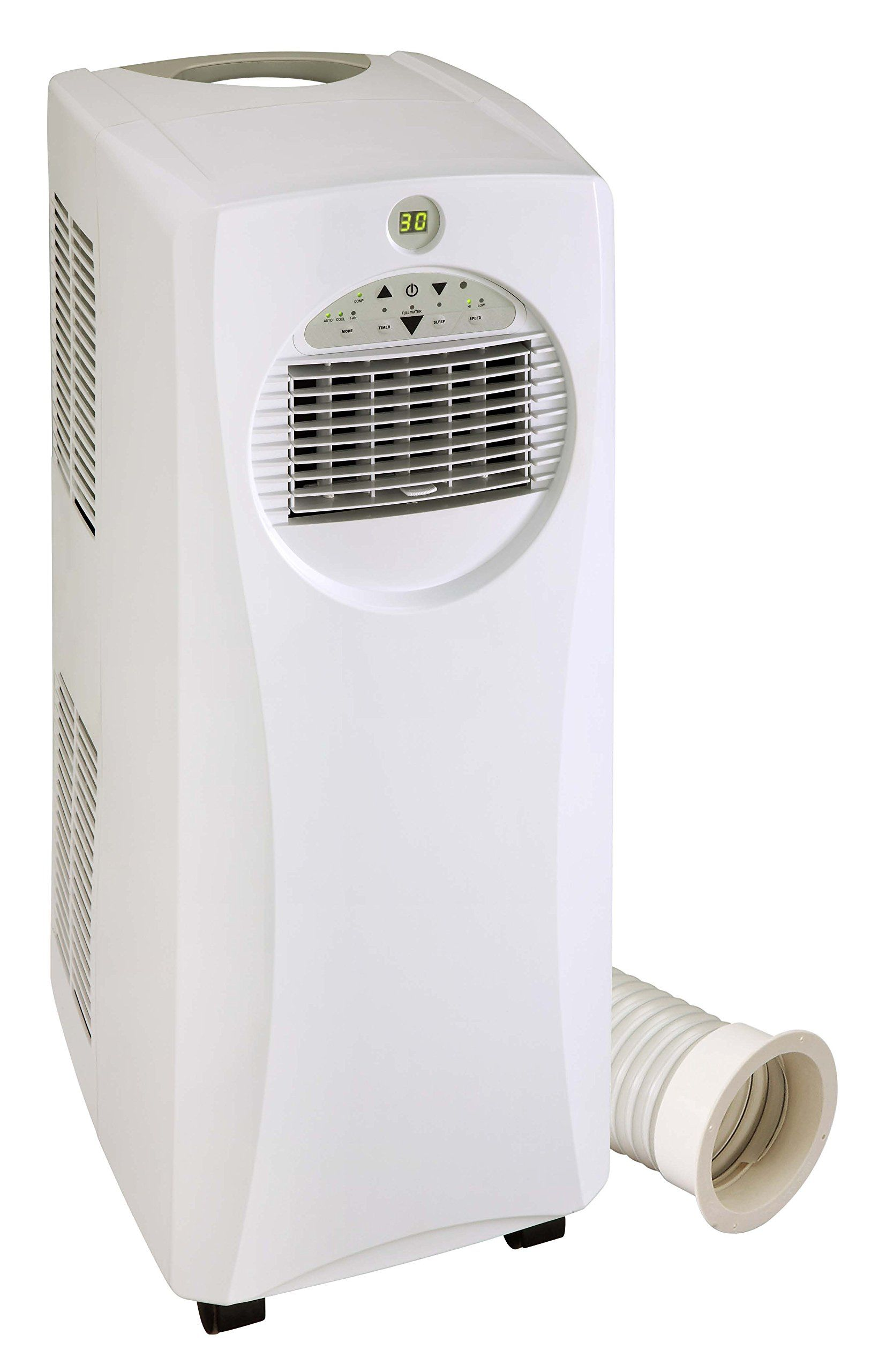 Spt 10000 BTU Slimline Ac with Heater >>> More info could