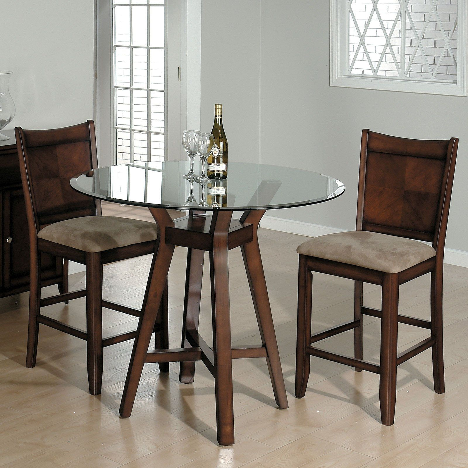 pub style kitchen set tables with bench and chairs sets ideas pinterest