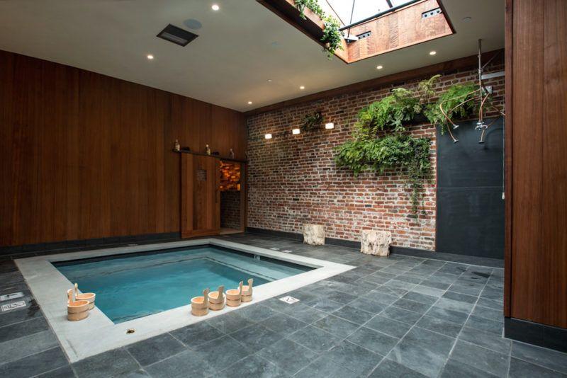 Onsen Design Zen Bath House In San Francisco Japanese Bath House