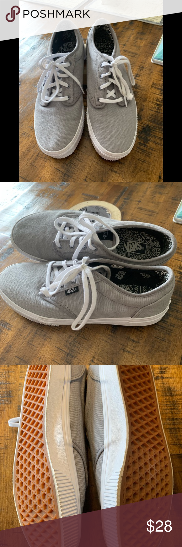 youth size 7 vans