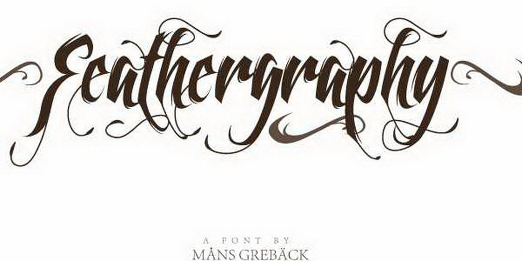Tattoo Fonts Grandpa Google Search With Images Tattoo Fonts