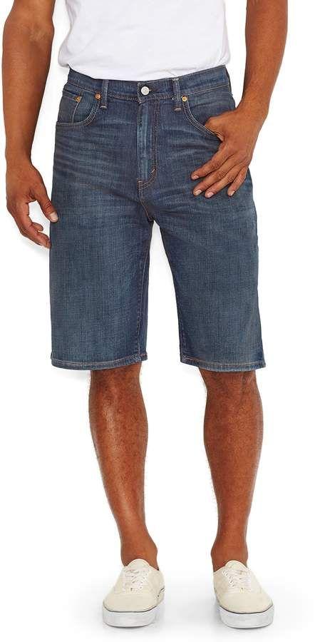 88fbb187 Big & Tall Levi's 569 Classic-Fit 5-Pocket Denim Shorts   Products ...