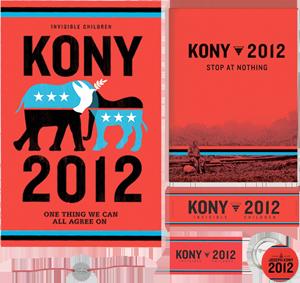 Ayúdanos a acabar con la violencia del #LRA. Visita kony2012.com para saber porque y como. Únete al #KONY2012