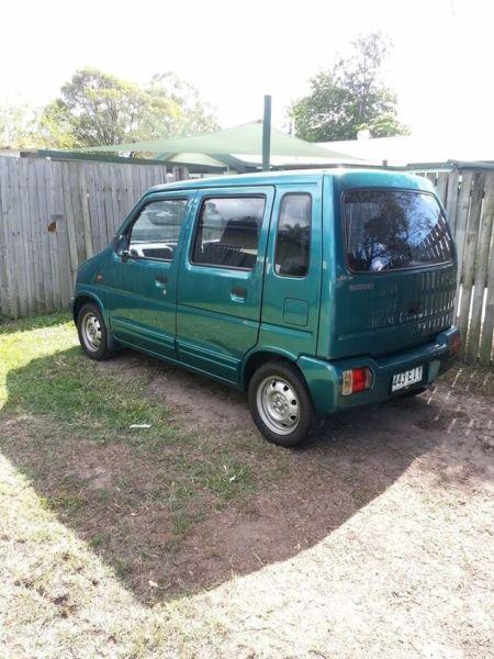 1998 Suzuki R Wagon Cars Vans Utes Gumtree Australia Logan