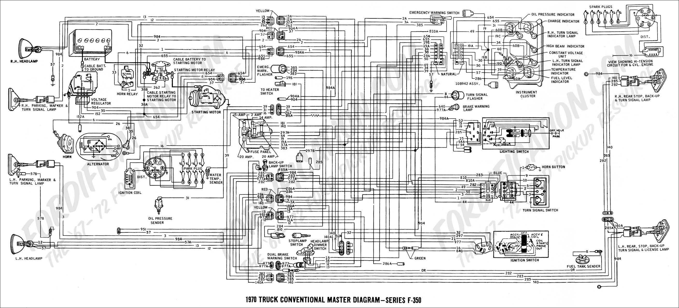 Ford F250 Wiring Diagram In 2020 Powerstroke Ford F350 Ford F350 Diesel