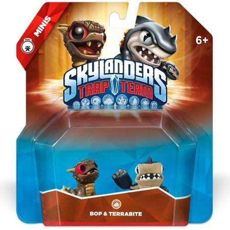 Activision Skylanders Trap Team Bop Terrabite 2 Pack Mini Character Pack Walmart Com In 2021 Skylanders Trap Team Skylanders Activision
