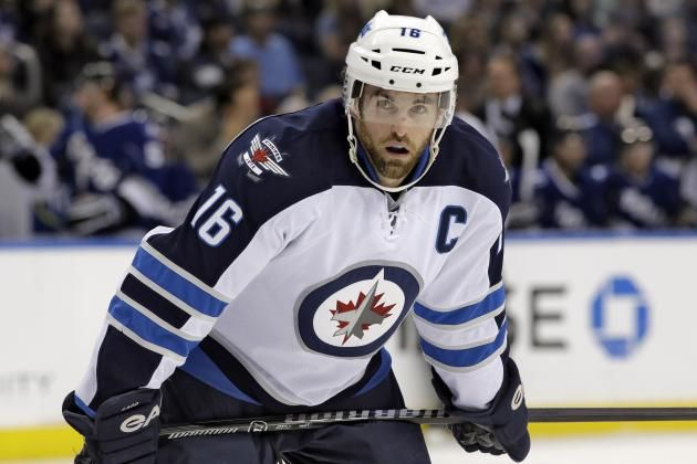 Andrew Ladd traded to Blackhawks by Jets