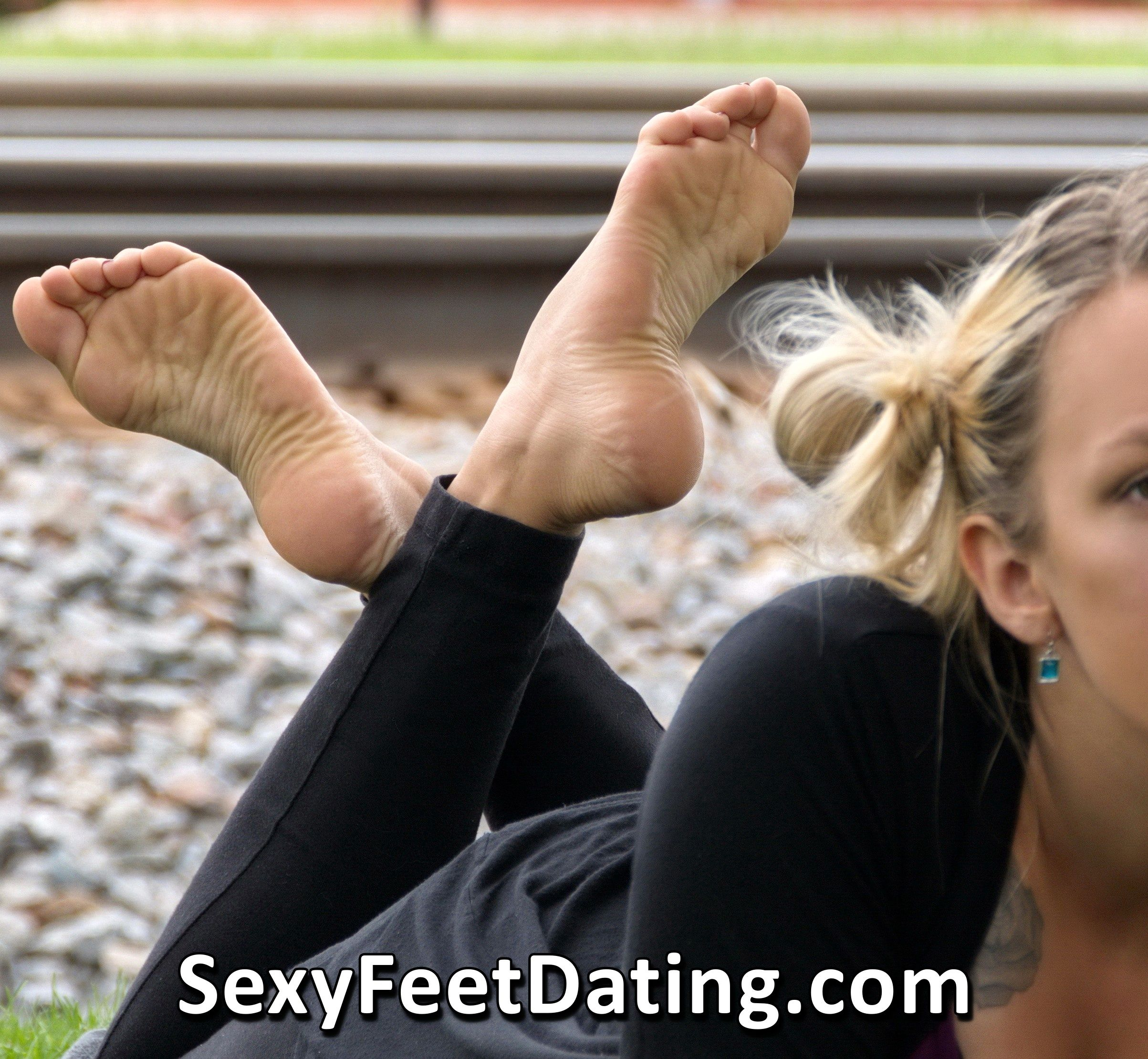 Foot dating