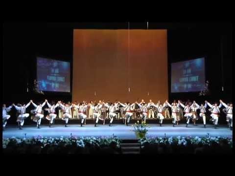 Traditional romanian dance | Romanian traditions Love my