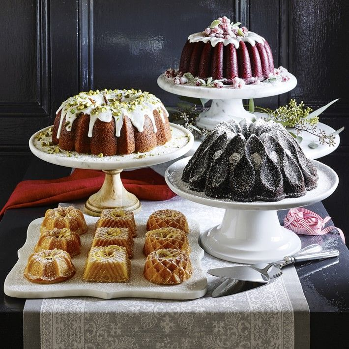 Nordic Ware Party Bundt 174 Cake Pan With Images Bundt Cake