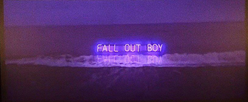 Fall Out Boy Desktop Wallpaper Mania New Fall Out Boy Purple 4 27 17 Cant Wait This Is More