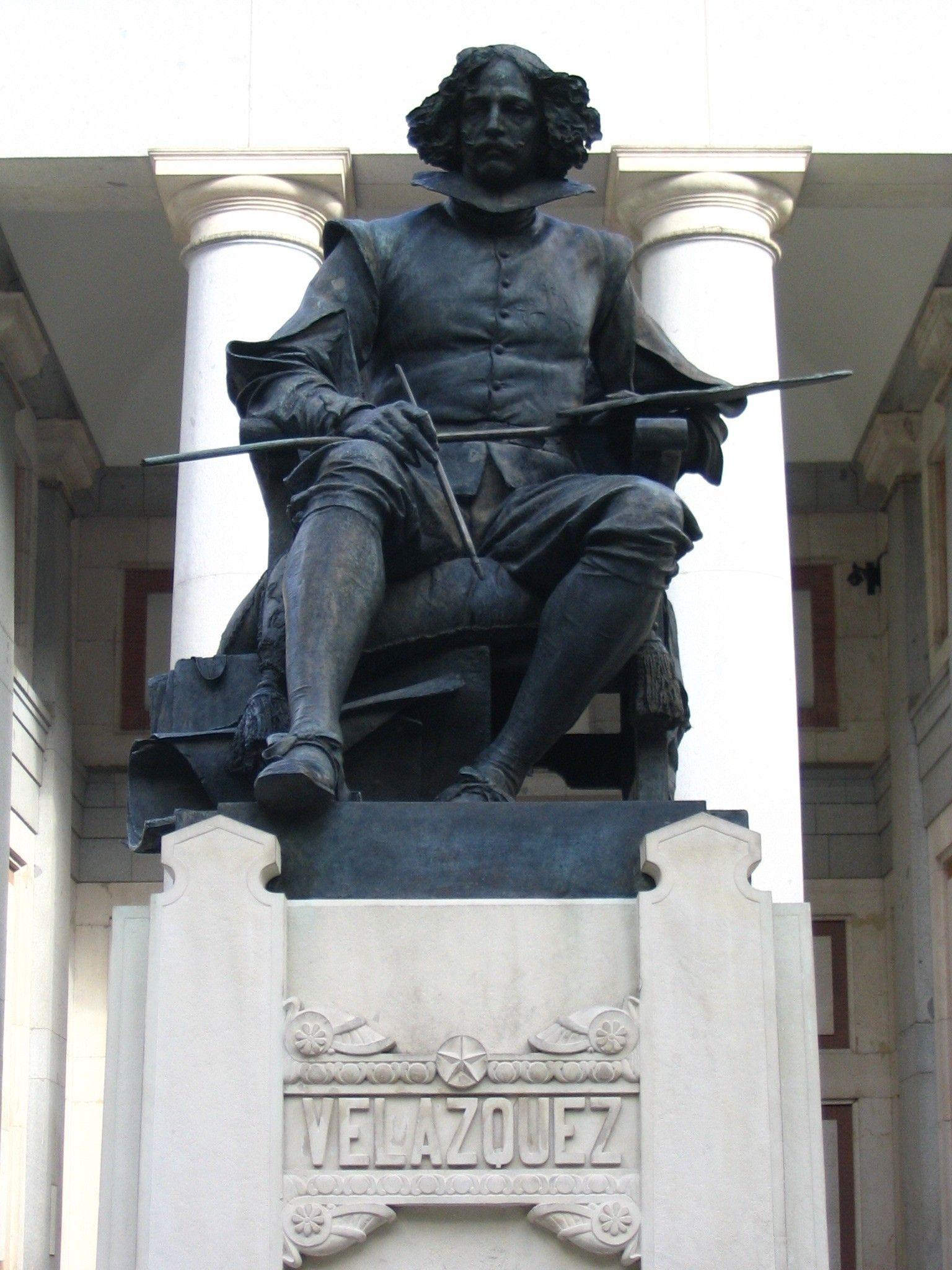Diego Velazquez Museo Del Prado