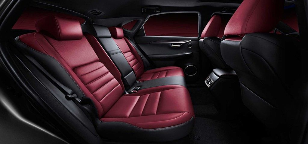 2015 Lexus NX in Detroit Michigan Coming this November
