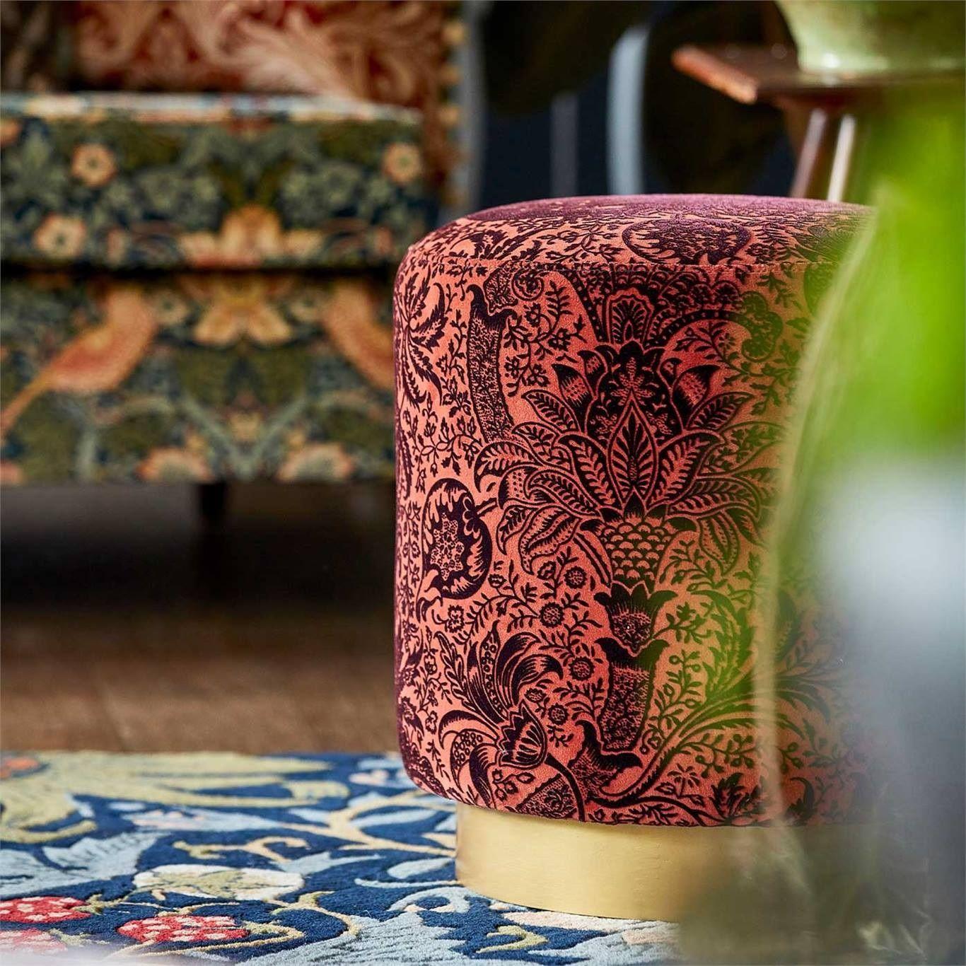 Indian Flock Velvet Fabric in 2020 | Velvet, Velvet ...