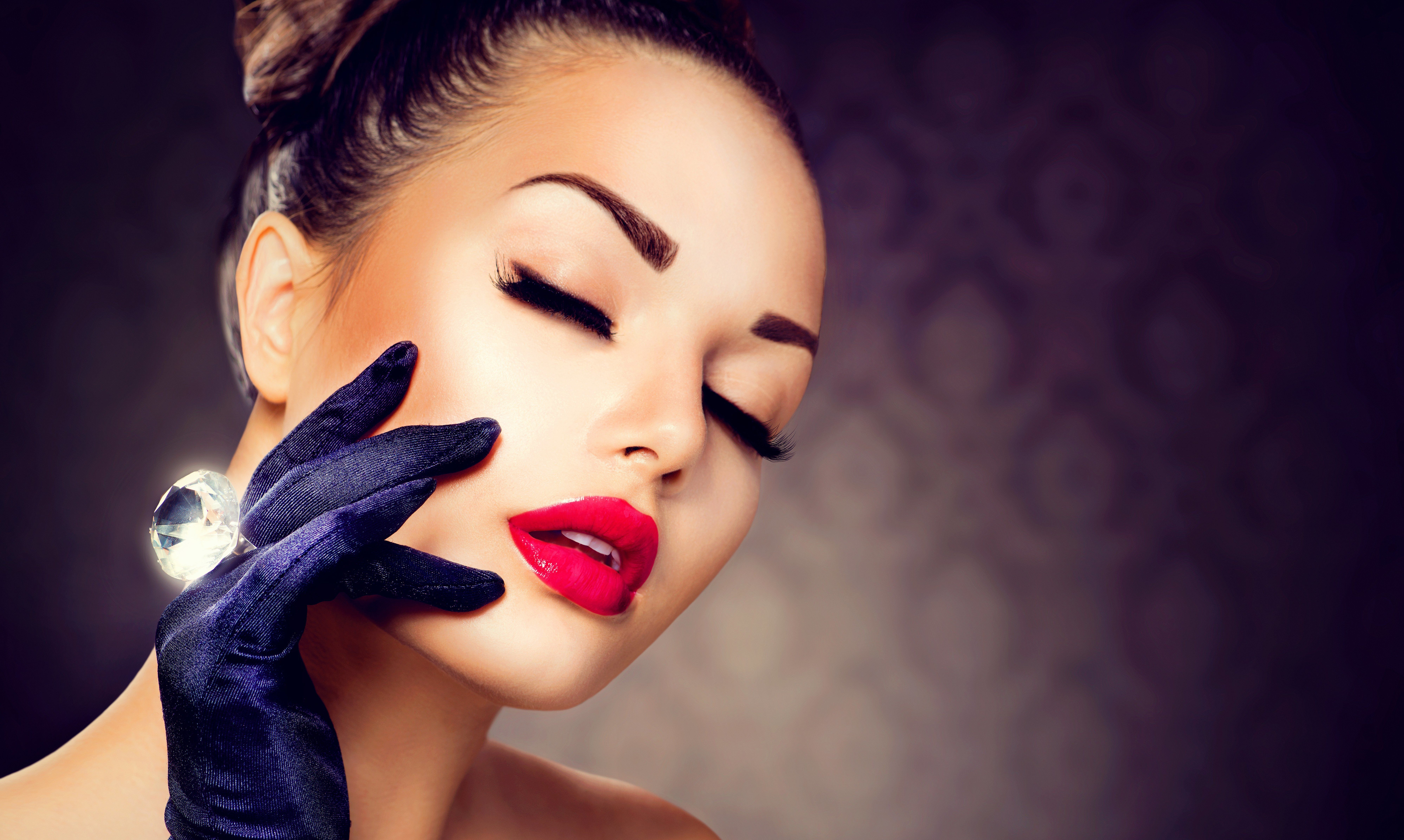 Full HD 1080p, Best HD Makeup Wallpapers, HBC333 Gallery