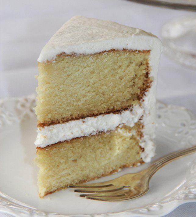 Gluten-Free Vanilla Cake Gluten-Free Vanilla Cake Gluten Free Recipes gluten free vanilla cake