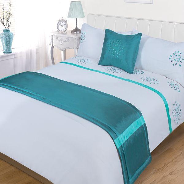 Statue of Teal Bed Sets   Bedroom Design Inspirations   Pinterest ...