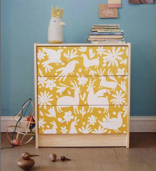 stencil | stencils | Pinterest | Restauración de muebles, Muebles ...
