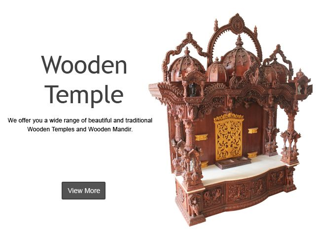Impress Your GOD With Our Designer And Stylish Indian Traditional Wooden  Jhula. Buy Wooden Swing