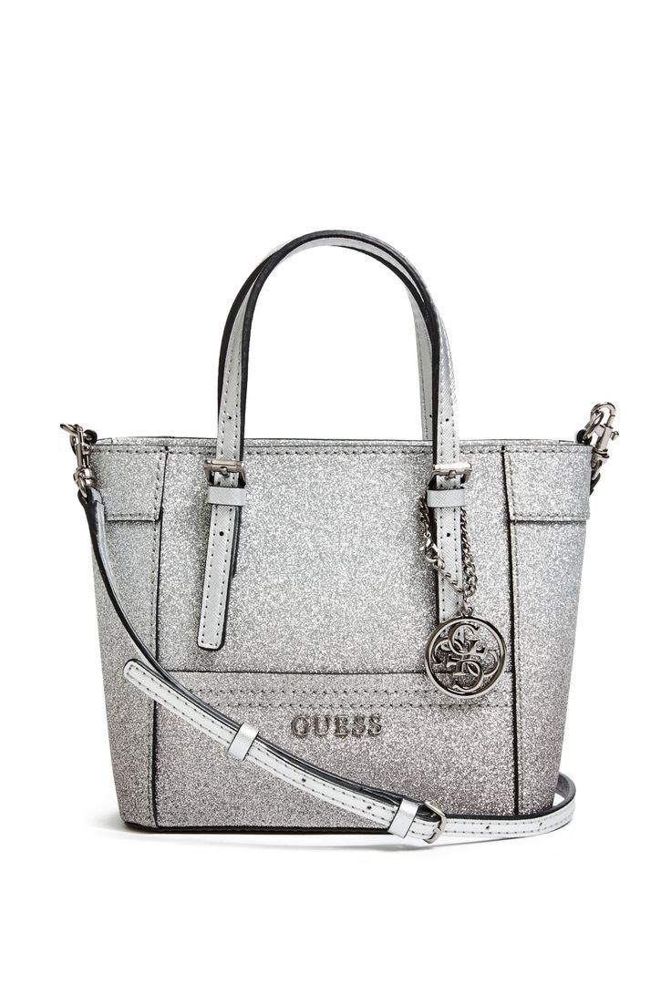 Znalezione obrazy dla zapytania guess silver bag. Guess HandbagsWomen's ...