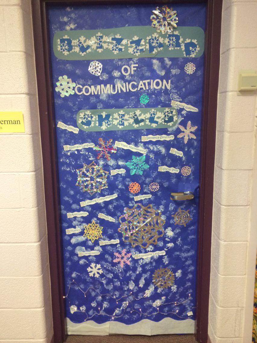 Speech language door decorating by Heather Hinerman & Speech language door decorating by Heather Hinerman   speech ...