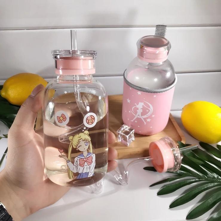 30+ Anime girl shaker bottle inspirations