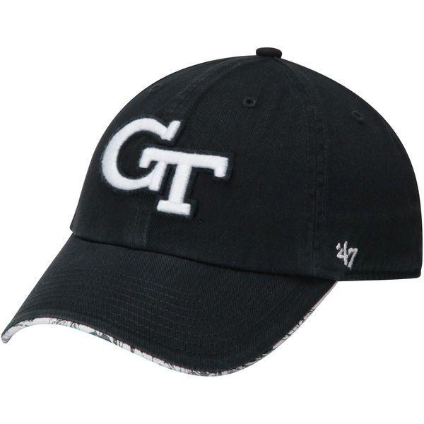 '47 Brand Georgia Tech Yellow Jackets Women's Navy Olivia Clean Up Adjustable Hat, $23.95