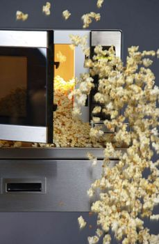50 Tips for the Kitchen - Soak your popcorn kernels before popping