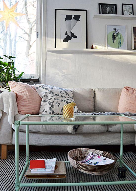 Elina Dahl- neutral, pastel, pattern