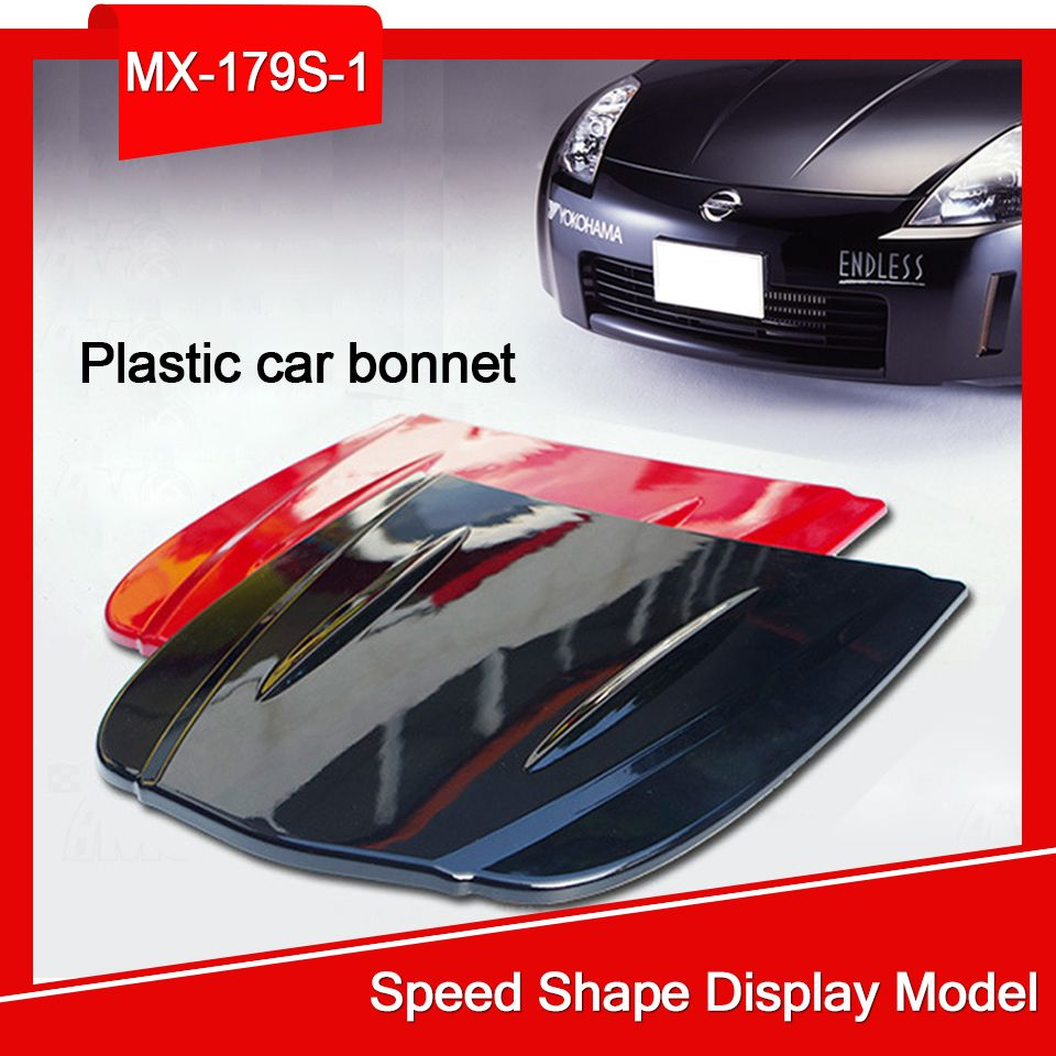 Find more stickers information about 2630cm mini hood car bonnet vinyl display model custom