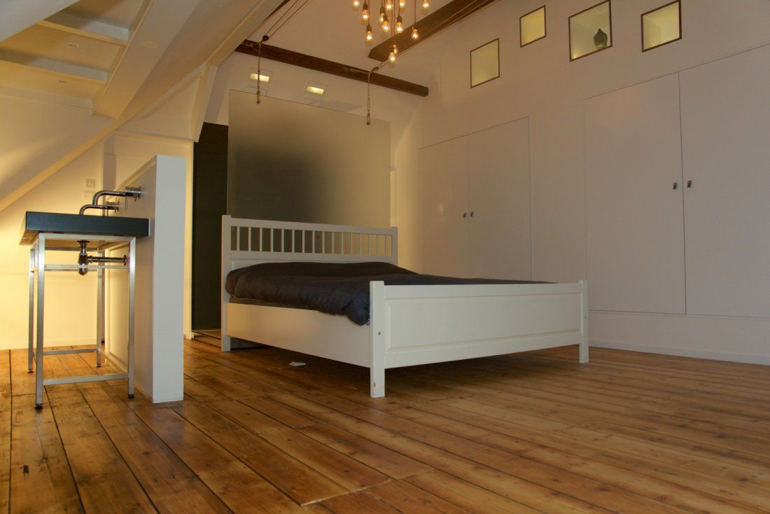 Zolder Slaapkamer Inspiratie : Van zolder tot slaapkamer kijk voor meer interieur inspiratie op