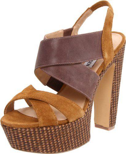Steve Madden Women's Lowdownn Platform Sandal