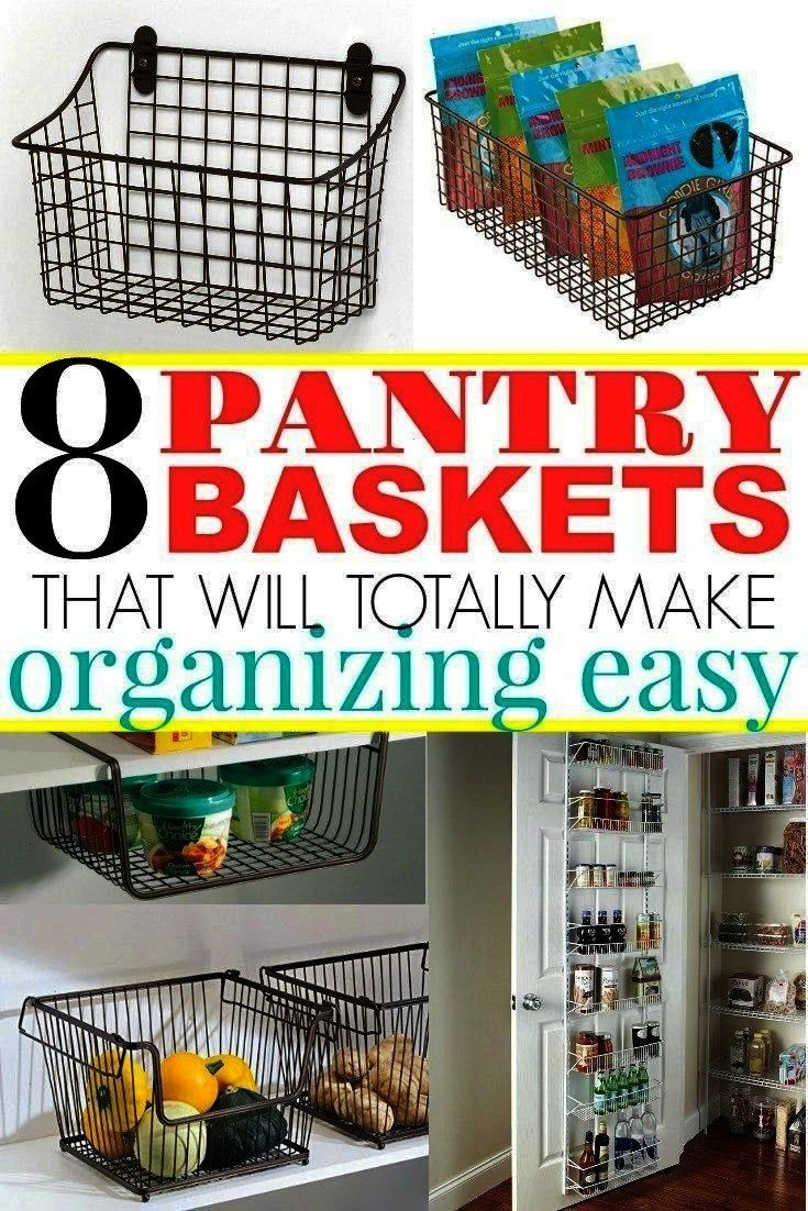 your pantry organized Food would topple over and get lost and With storage solutions from The Home Depot organizing a small pantry is a simple equation Install a ClosetMa...