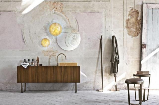 salle de bain au design unique signée Altamarea Salle de Bain