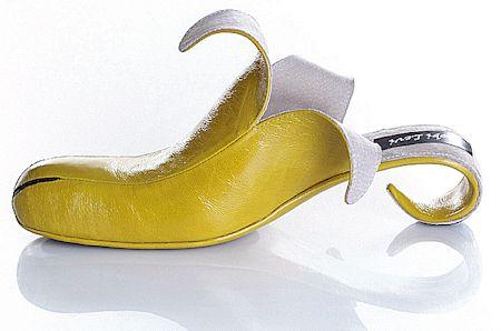 Zapatos banana