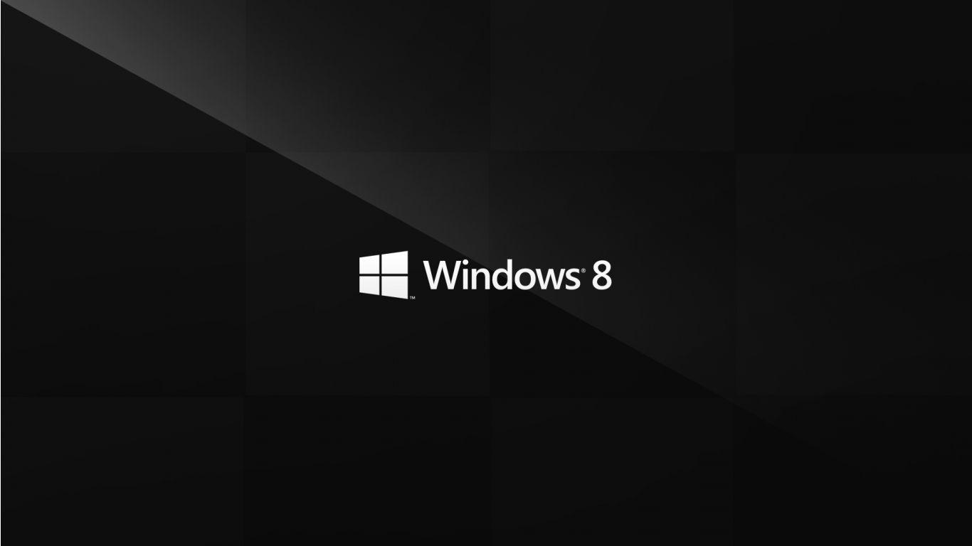Black Windows 8 Wallpapers Hd Wallpaper Windows 8 Background Hd
