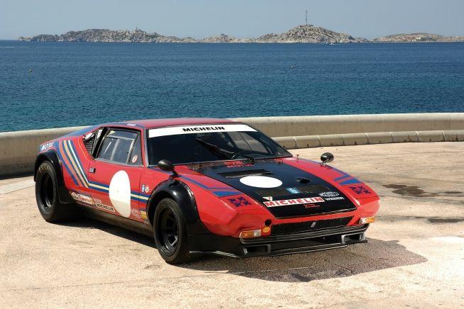 1974 De Tomaso Pantera Group 4 Competition Coupe