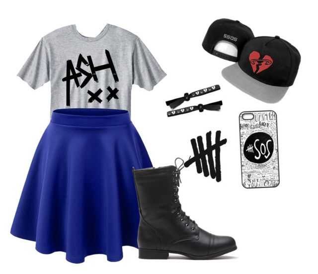 """""""5sos"""" by michaelgclifford19 ❤ liked on Polyvore"""