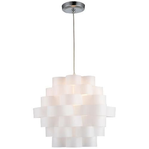 Inddor/Outdoor pendant 652PN01 CH-WH Collection : ALVEARE By : OMOTEC CANADA INC. Couleur : WHITE Order in store Order online On order 14 to 21 days $145.00 mutli