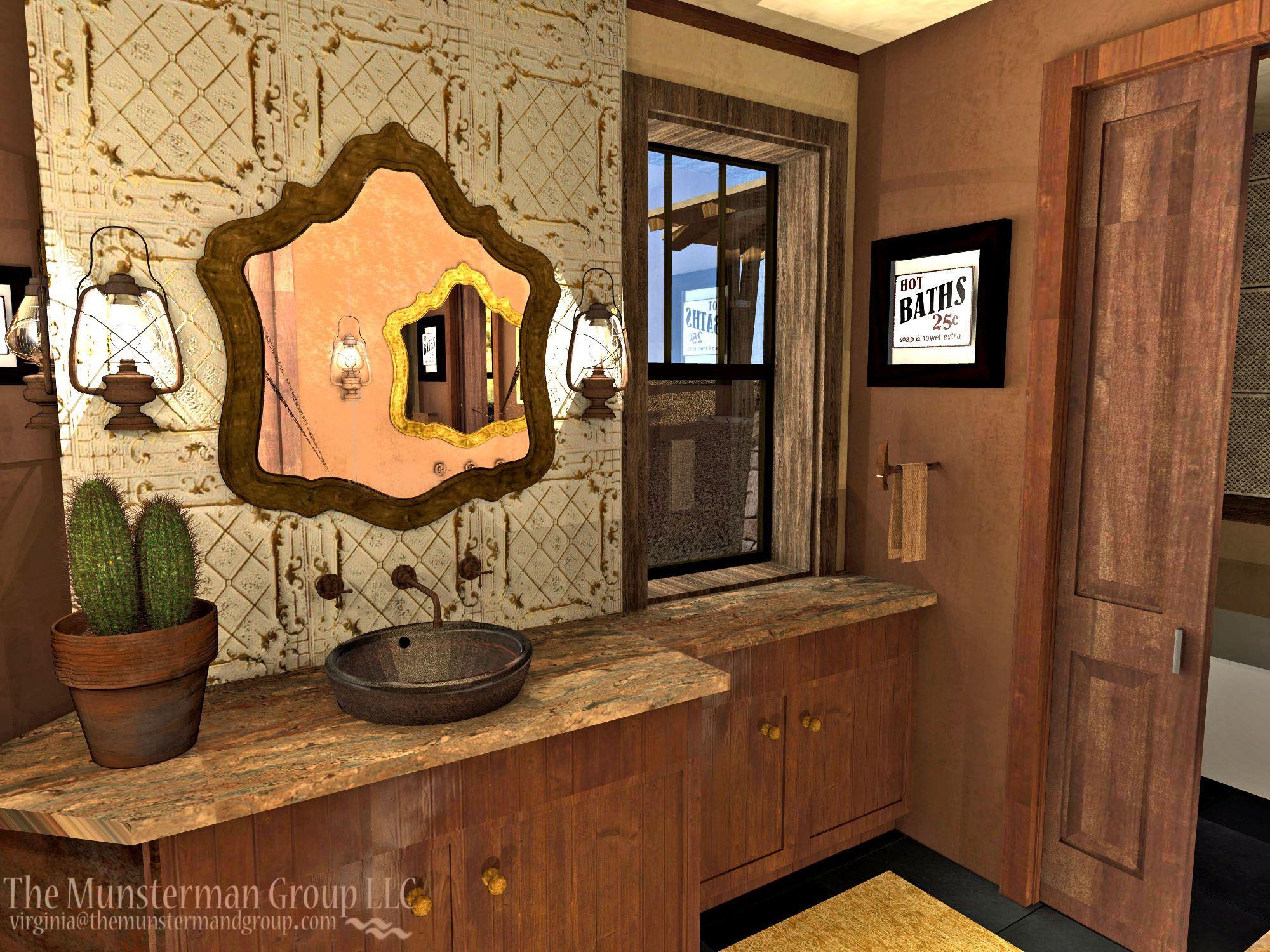 Gold Mine Design Concept. 7.9.13. Gold Fleck Granite, Approved Vessel Sink