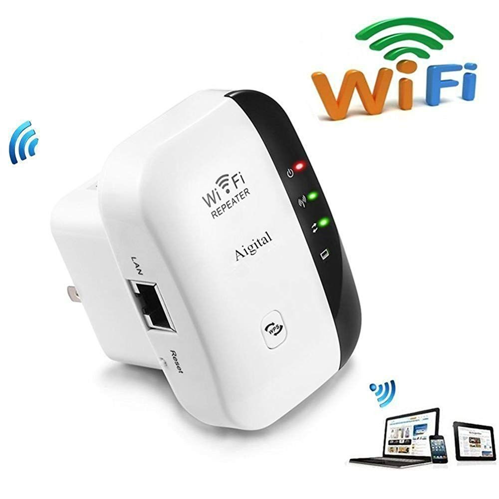 Support Aigital Cn Wifi Range Extender Wireless Repeater Internet Signal Booster Adapter Easy Setup Wlan Network Amplifier Wifi Booster Wifi Wifi Extender