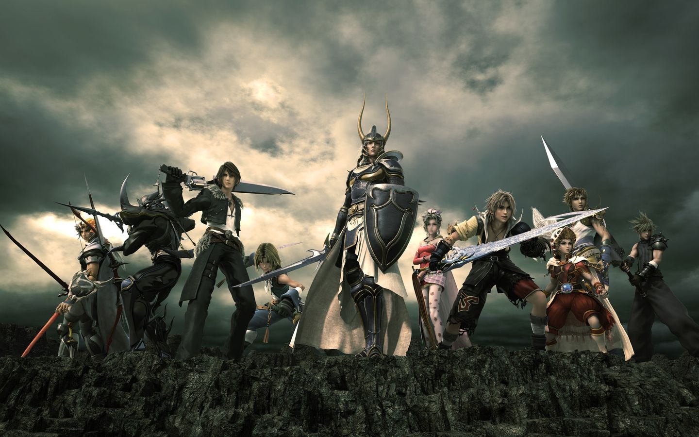 Hd Cool Wallpaper 1920x1080 Final Fantasy Hd Cool Wallpapers