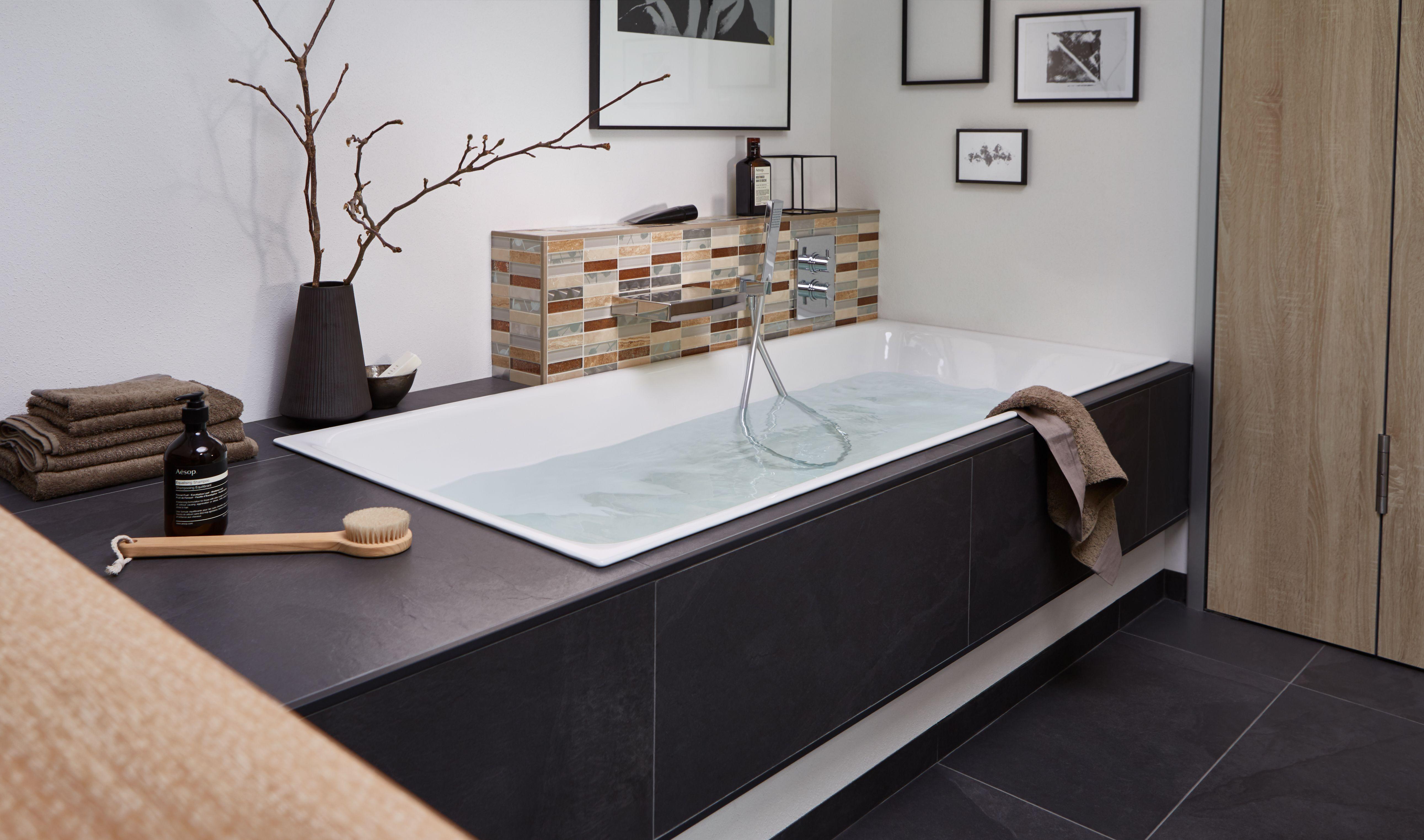 Blanke New York Edition In 2020 Badezimmer Trends Eingelassene Badewanne Badezimmer Design