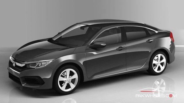 Honda Pakistan Will Launch The 2016 Civic At The Same Price As Current Civic Pakwheels Blog Honda Civic Honda Civic 2016 Honda Civic Si Coupe