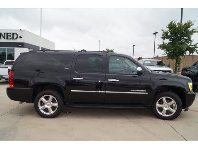 2013 Chevrolet Suburban Ltz 1500 4wd 37 978 Chevrolet